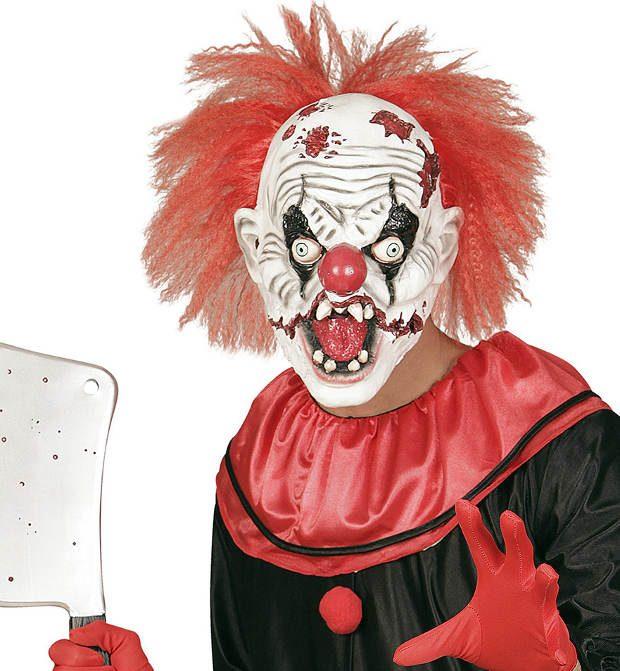 Maak je halloween kostuum compleet met deze maskers for Clown almere
