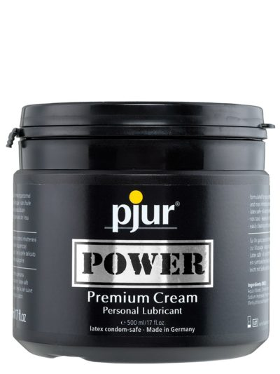 Pjur power premium creme 500 ML.
