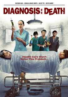 diagnosis death tv-serie dvd