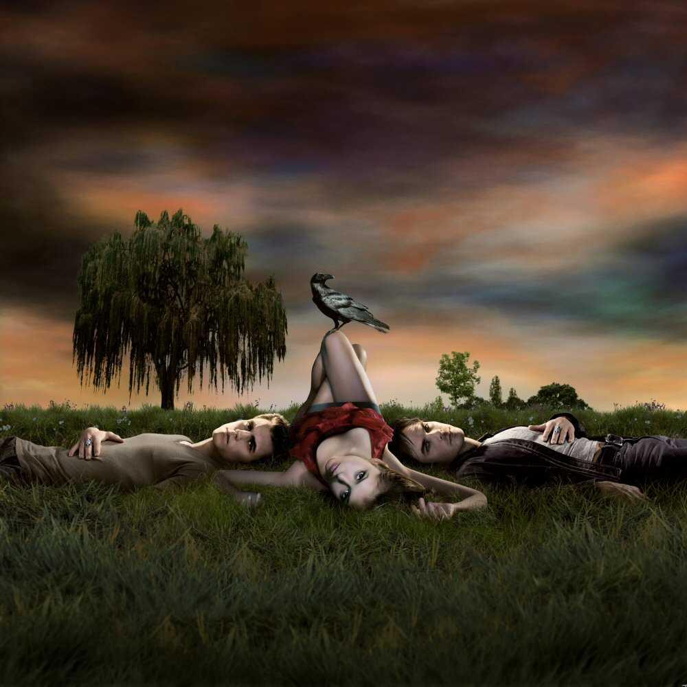Vampire Diaries Seizoen 1: Love Sucks