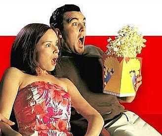 Schrik popcorn horrorfilms
