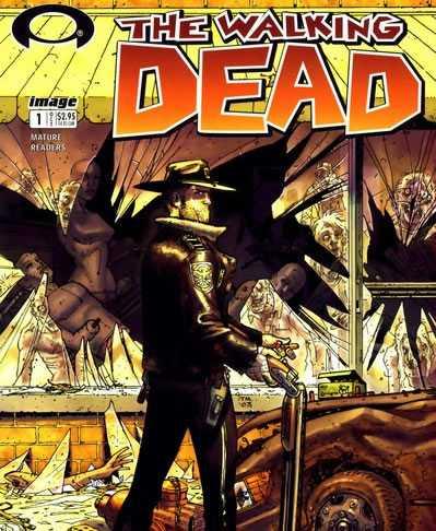 TV-serie van The Walking Dead comics