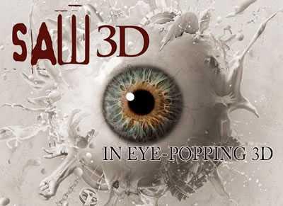 saw eye-popping 3d