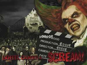 Eddie de Clown: Lights.. Camera.. Scream!
