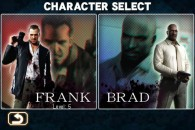 Dead Rising Mobile - Character Select