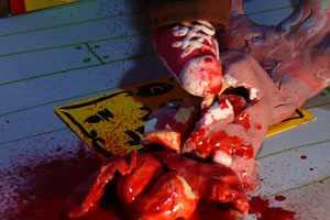 Klei animatie met zombies