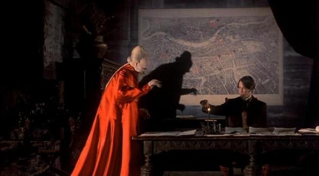 Bram Stoker's Dracula - Schaduwspel