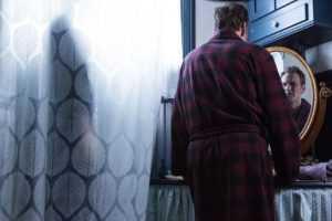 Josh Lambert (Patrick Wilson) is zichzelf niet