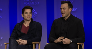 Paley Fest Matt Bomer