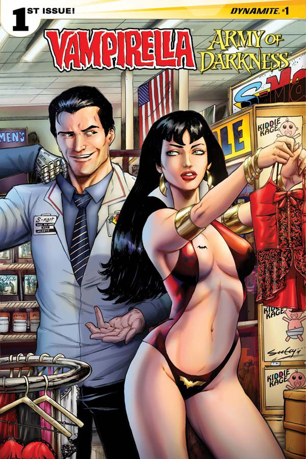 Army of Darkness - Vampirella