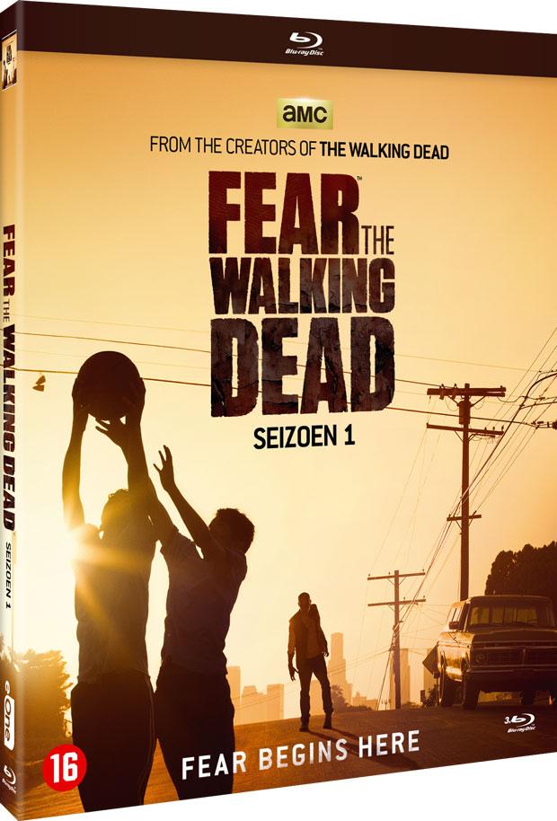 Fear The Walking Dead Nederland/Belgie