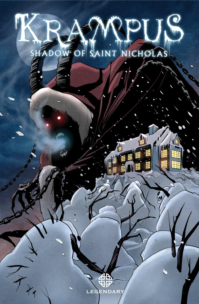 Krampus comic