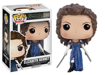 elizabeth bennet - funko pop