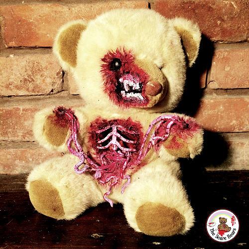 Gut Spillage Ted