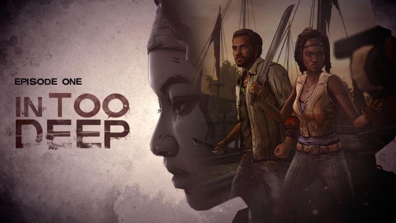 Walking Dead Michonne - in too deep