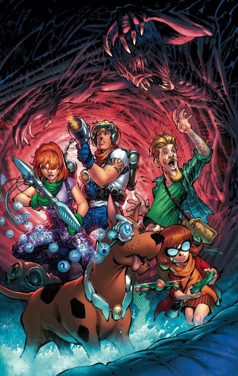 Scooby Apocalypse Doo