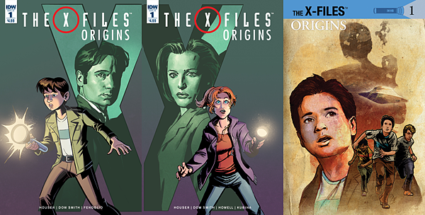 The X-Files Origins IDW Comics