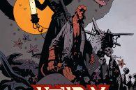 In de lente van 2017 komt Dark Horse Comics met een gloednieuwe Hellboy graphic novel, geschreven door Mike Mignola en Gary Gianni