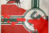 'Weresquito: Nazi Hunter' is geïnspireerd op jaren '50 B-films en moet ook zo worden gezien. Regisseur Christopher R. Mihm maakt met enige regelmaat zulke films