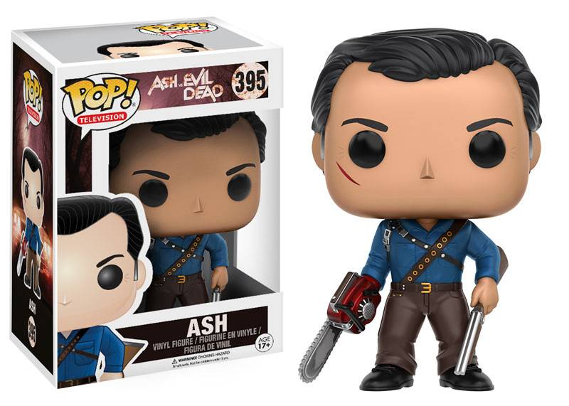 Ash Williams Funko Pop