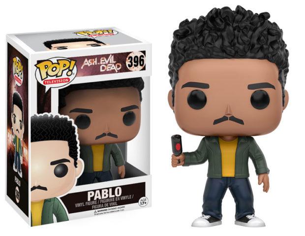 Pablo Simon Bolivar - Ash Evil Dead - Funko Pop