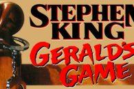 Netflix gaat Stephen King's boek 'Gerald's Game' verfilmen met Carla Gugino en Bruce Greenwood in de hoofdrollen.