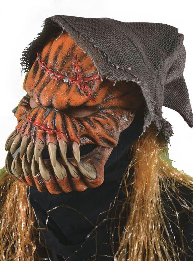 pompoen masker halloween