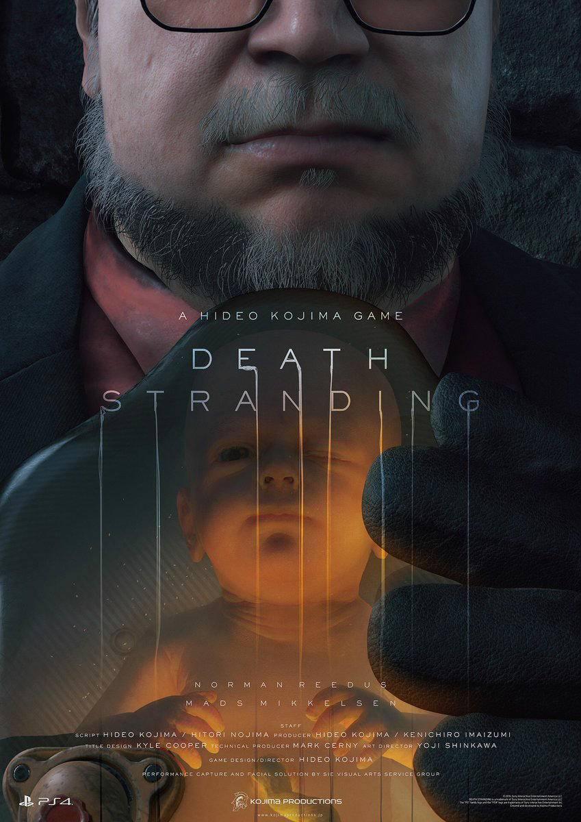death-stranding-poster-guillermo-del-toro