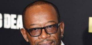 Mandatory Credit: Photo by Andrew H. Walker/Variety/REX/Shutterstock (5226285ak) Lennie James 'The Walking Dead' Season 6 fan Premiere, Madison Square Garden, New York, America - 09 Oct 2015