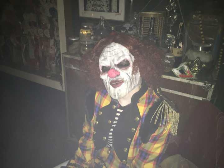 Enge clown Nightmares Halloween