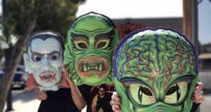Halloween apps en instagram accounts