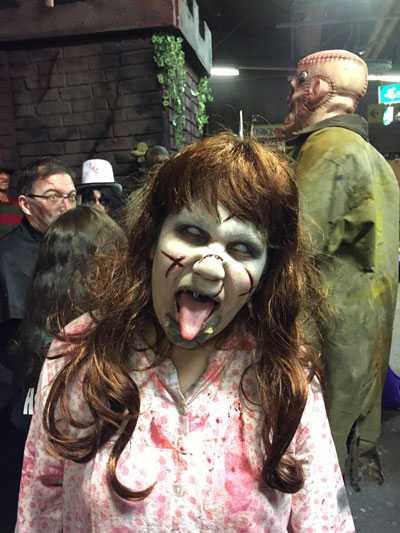 Haunted Hall Exorcist